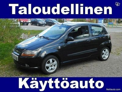 käytetty Chevrolet Kalos Star 3-ov SE 1,4 M/T AC