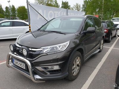 käytetty Honda CR-V 1,6 Diesel Lifestyle