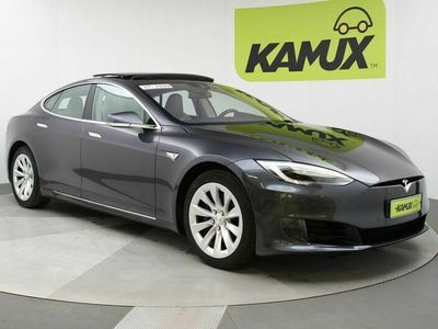käytetty Tesla Model S 70 // Facelift / Next Gen -istuimet / Premium Connectivity / Panorama //