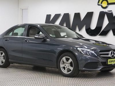 käytetty Mercedes C220 d A Premium Business /NAVI/ /SPORT-ISTUIMET/ /DYNAAMISET LED-AJOVALOT/
