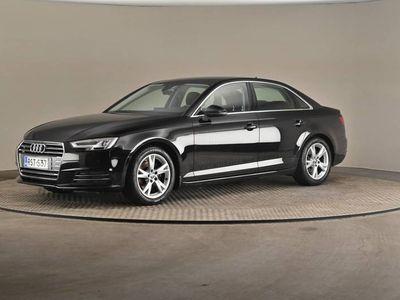 käytetty Audi A4 Sedan Bsn Sport 1,4 TFSI 110 Str (MY17) -Comfort ja Kommunikaatio paketit-
