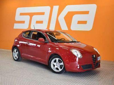käytetty Alfa Romeo MiTo 1,4 MultiAir 105hv Bensiini ** Suomi-auto / P-Tutka taakse **