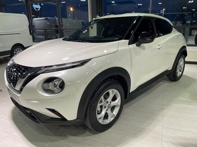 käytetty Nissan Juke DIG-T 117HP 7DCT N-Connecta