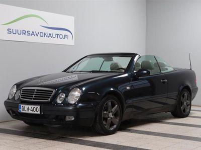 käytetty Mercedes CLK320 Cabriolet Elegance ** Hieno kuntoinen **
