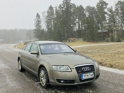 käytetty Audi A6 3.0 TDi Quattro