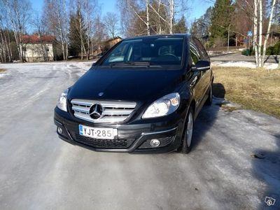 käytetty Mercedes B180 NGT BE