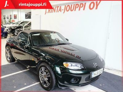 käytetty Mazda MX5 1,8 Business Avoauto, Auto on siisti *** J. kotiintoimitus