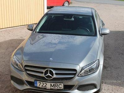 käytetty Mercedes C220 D