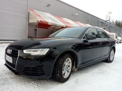 käytetty Audi A4 Sedan Business 2,0 TFSI 140 S tronic - Seuraava katsastus: 16.03.2021