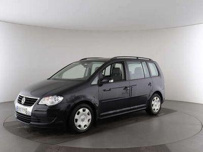 käytetty VW Touran Trendline 1,4 TSI 103 kW DSG-autom. - YHTEYDENOTOT : LAURI KOHONEN 040 740 9598 / JARMO MÄKINEN 050