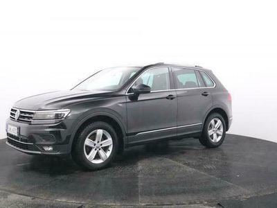 käytetty VW Tiguan Highline 2,0 TDI SCR 110 kW (150 hv) 4MOTION DSG-automaatti   Rahoitustarjous 2,9 % + kulut