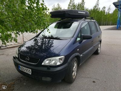 käytetty Opel Zafira 2001
