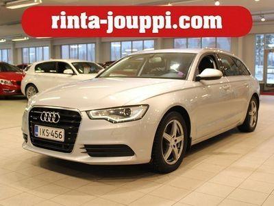 käytetty Audi A6 Avant Bsn 3,0 V6 TDI 150 Q Str S/S (13)