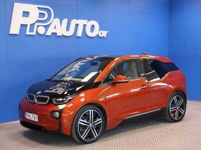 käytetty BMW i3 i3Sedan (AA) 4ov - 1000€:sta S-bonusta*! Korko 0,99%**, 72 kk, ilman käsirahaa!