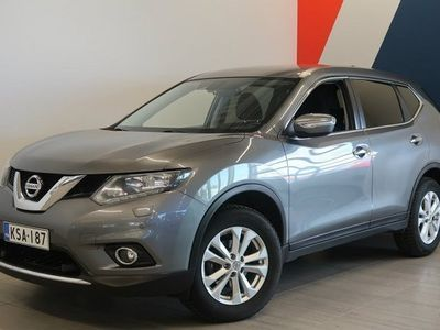 käytetty Nissan X-Trail dCi 130 Acenta 2WD A Vision Pack (MY15)