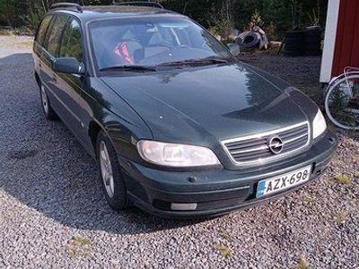 käytetty Opel Omega b2