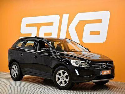 käytetty Volvo XC60 D4 AWD Classic Momentum aut ** Webasto / Adapt. Vakkari / BLIS / Kaistavahti / VOC / Koukku **