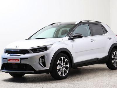 käytetty Kia Stonic 1,0 T-GDI Mild-Hybrid 120hv TX Design DCT - Tähän autoon 200€ arvoinen Nesteen polttoainelahjakortti kaupan päälle!*