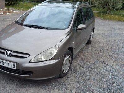 käytetty Peugeot 307 LEIMAA marraskuulle Asti