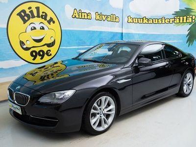käytetty BMW 640 Sport dA xDrive F13 Coupe ** HUD * COMFORT-ISTUIMET * PROF. NAVI&HIFI ** - *0.89% KORKO 0.89%!*
