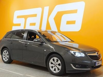 käytetty Opel Insignia Sports Tourer Edition 1,6 Turbo 125kW AT6### NORMAL FRIDAY -hinta! ### ** 1-Om Suomiauto / Eber / N