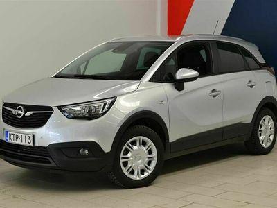 käytetty Opel Crossland X Comfort 110 Turbo AT6 **Liukuva takaistuin, Enjoy More-paketti** KTP-113 | Laakkonen