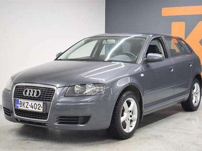 käytetty Audi A3 Sportback Attraction 1,6 75 kW