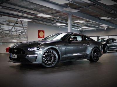 käytetty Ford Mustang GT 5,0 V8 M6 Fastback, Active Cruise, Bang&Olufsen, Ilmastoidut Istuimet, Keyless, Peruutuskamera