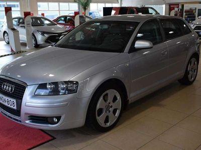 käytetty Audi A3 Attraction 2,0 FSi 110kW