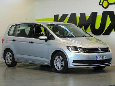 käytetty VW Touran Trendline 1,6 TDI 81 kW (110 hv) DSG-automaatti / 1-Omisteinen / ALV / Merkkihuollettu