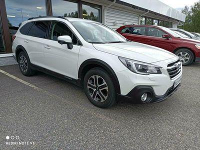 käytetty Subaru Outback 2,5i Ridge CVT Syksy, suomi-auto, Adaptiivinen vakkari, kaistavahti, nahka pkt., peruutus kamera ja