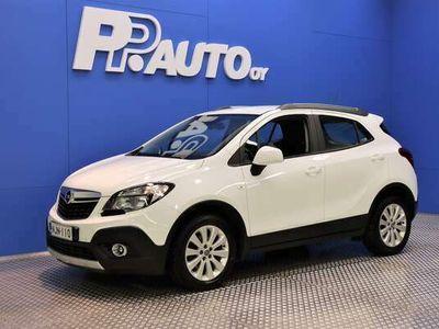 käytetty Opel Mokka 5-ov Drive 1,7 CDTI ecoFLEX 96kW AT6 - Korko 0,99%* ja rahoitus 72kk ilman käsirahaa, Talvimarkkinat