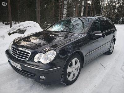 käytetty Mercedes C220 T CDI Avantgarde STW A Facelift