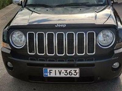 käytetty Jeep Patriot 4WD 2.0