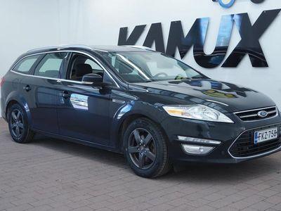 käytetty Ford Mondeo 1,6 TDCi 115hv ECOnetic Start/Stop Titanium Design M6 Wagon