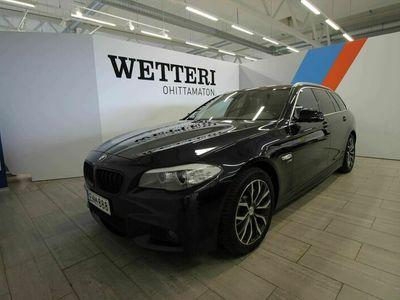käytetty BMW 525 525 D xDrive A F11 **M-sport paketit / neliveto / siisti / webasto**