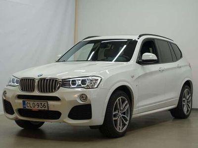 käytetty BMW X3 F25 xDrive30d TwinPower Turbo A Business Automatic - ** M-SPORT ** XENON ** KATTOLUUKKU ** HUD **