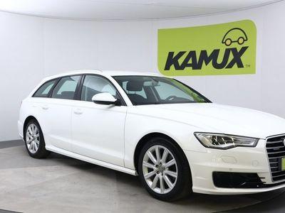 käytetty Audi A6 Avant Business Sport 2,0 TDI 140 kW quattro S tronic / Urheiluistuimet / Vetokoukku / Pysäköintitutkat