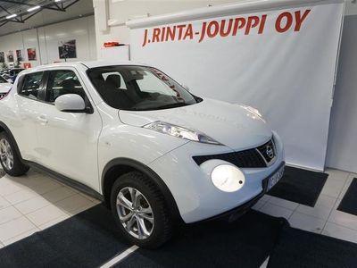 käytetty Nissan Juke 1,6L Pure Drive Acenta 2WD 5MT 17 Elegance IMS