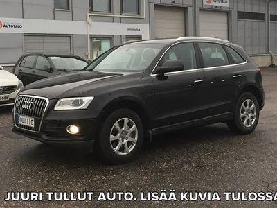 käytetty Audi Q5 Business 2,0 TDI 190 hv quattro S tronic (MY16) *WEBASTO, KOUKKU, SPORTTI-PENKIT YMS.*