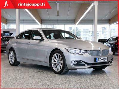 käytetty BMW 428 Gran Coupé F36 428i TwinPower Turbo A xDrive Business Automatic Modern *** J. autoturva saatavilla,