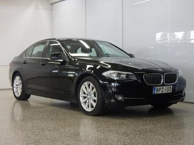käytetty BMW 525 TwinPower Turbo Aut. Limited xDrive Edition F10 Sedan *Suomi-auto, Neliveto, Xenon*