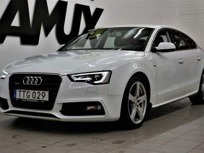 käytetty Audi A5 2.0 TDI Q S-tr S-line   Alcantara   Webasto