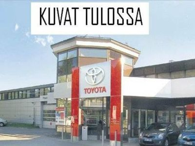 käytetty Toyota Corolla 1,6 Valvematic Premium 4ov (MY16)
