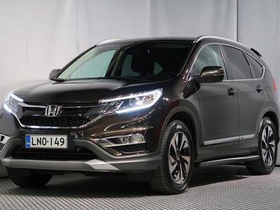 käytetty Honda CR-V 2,0 Lifestyle NAVI ADAS AT