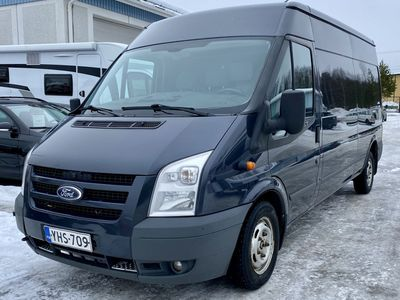 käytetty Ford 300 Transit TransitL 2.2 TDCi 140 N1 Van Trend / ALV 24%