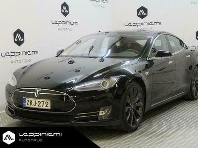 käytetty Tesla Model S P85+ Performance / Panorama / Ilma-alusta / Suomi-Auto / Rahoitus / Vaihto