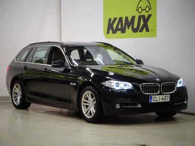 käytetty BMW 520 520 F11 Touring d A Business Exclusive Pro Edition **TULOSSA MYYNTIIN!** **ProNavi, SUOMI-auto, Nahka