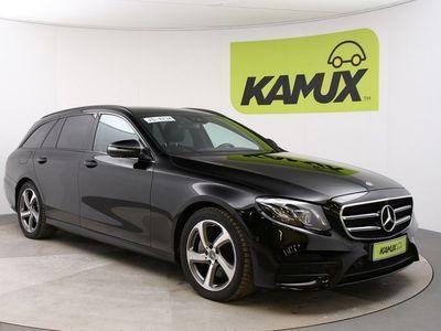 käytetty Mercedes E220 A AMG Line // PA-lämmitin / 360-kamera / Navigointi //