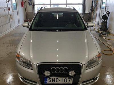 käytetty Audi A4 avant quattro